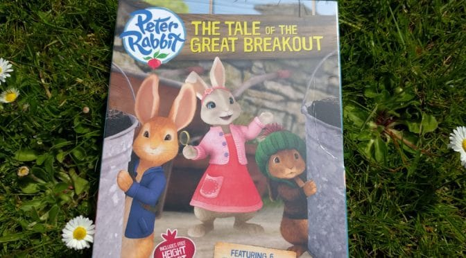 Peter Rabbit – The Tale of the Great Breakout