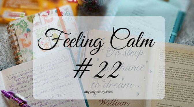 Feeling Calm 22