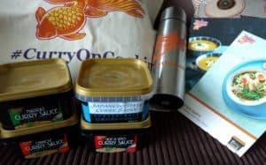 My Goldfish Curry Sauces