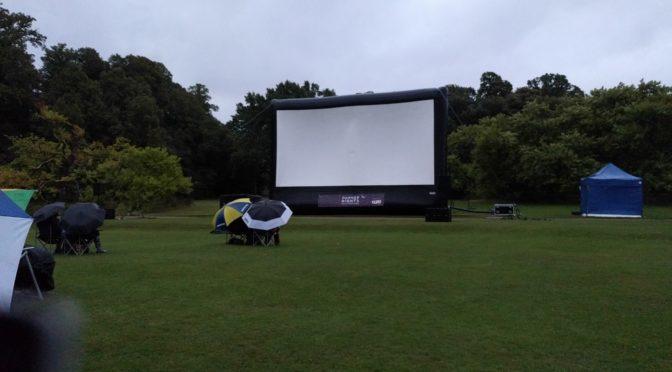 Rain and Popcorn – My Weekend