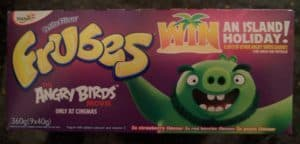 Angry Birds Frubes #FrubesMoves