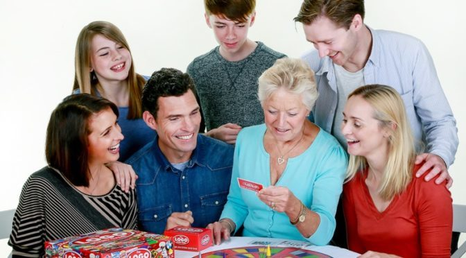 Family Games Night This Christmas