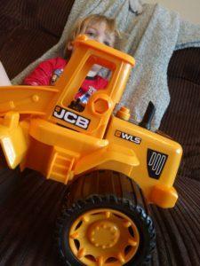 HTI Toys JCB Wheel Loader