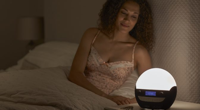 A Review of the Lumie Luxe 700 Bodyclock