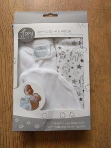 Zippy Suit