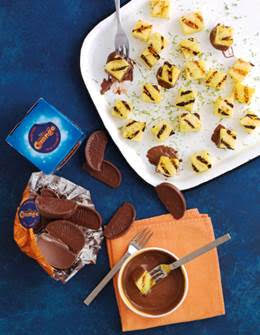 Father's Day Treats with Terry's Chocolate Orange