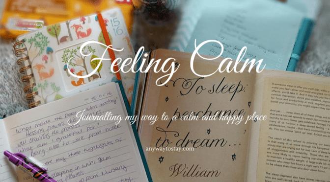 Feeling Calm #169