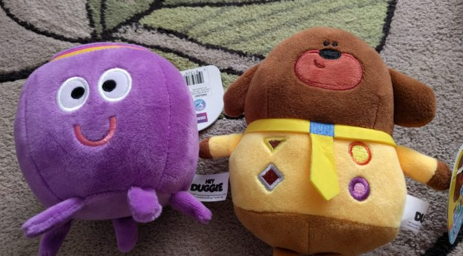 Hey Duggee Toys from Jazwares