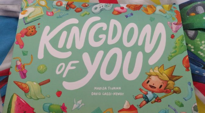 Kingdom of You from Wonderbly – Review