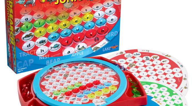 Wordsearch Junior Review & Competition