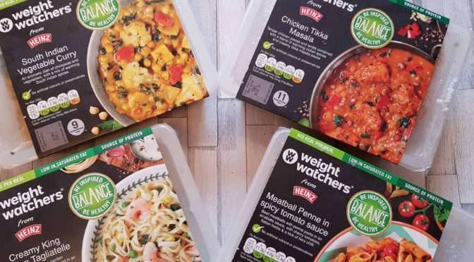 Quick, Easy and Healthy – Weight Watchers from Heinz
