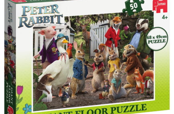Peter Rabbit Puzzle Competition