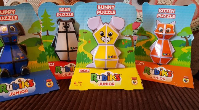 Rubik's Junior Animal Range – Review and Competition