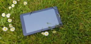 Nuu Mobile T2 Tablet