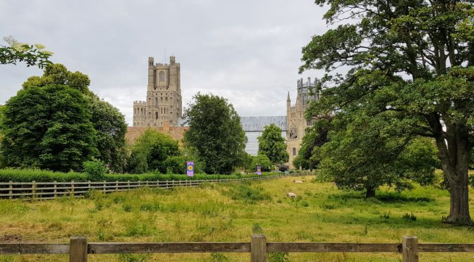 Our #RailAdventure to Ely