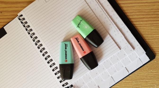 My Most Organised Notepad – TABi