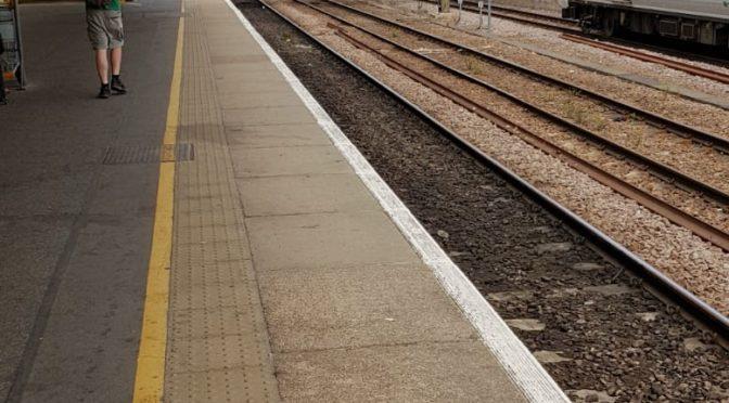 Our #RailAdventure to Cambridge
