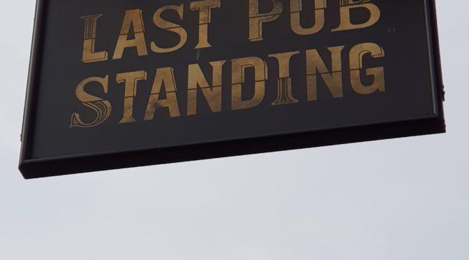 Last Pub Standing Norwich