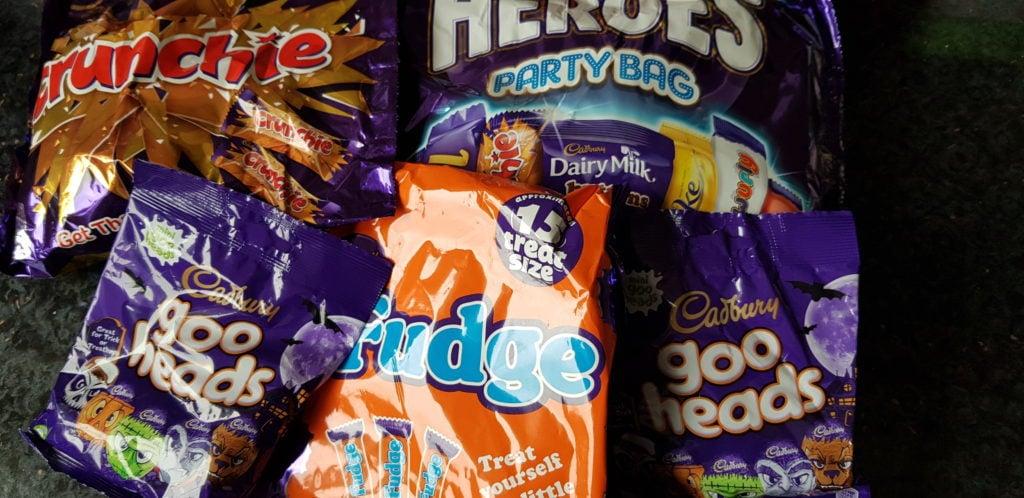 Cadbury Halloween