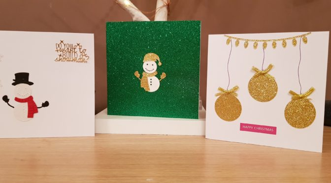 Christmas with Hunkydory Crafts