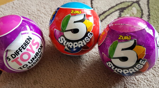 Zuru Toys 5 Surprise Series 2