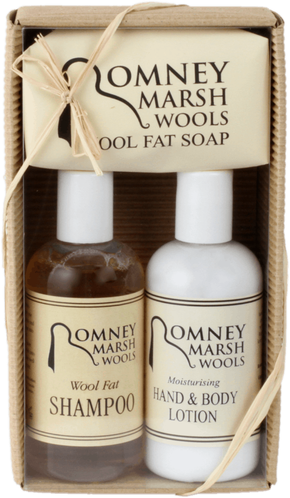 Romney Marsh Wools Produced in Kent