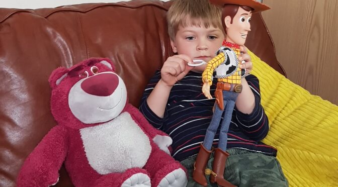 Toy Story 4 Mischief and Play