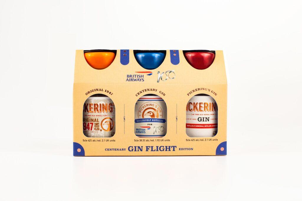 BA & Pickering's Gin