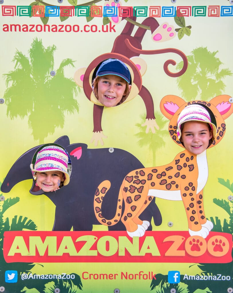 father's day amazona zoo