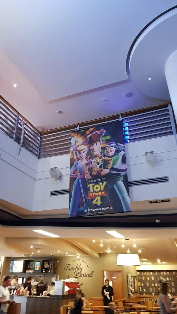 Toy story 4 cinema trip