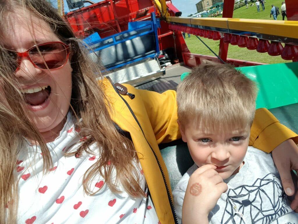 Ferris Wheel time
