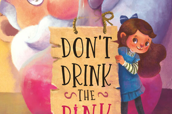 Win a Copy of Don't Drink the Pink