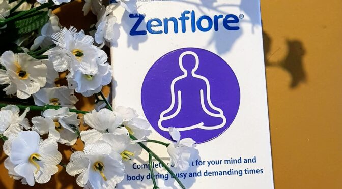 Helping Back to School Stress with Zenflore