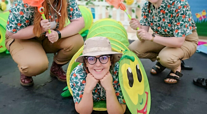 Curious about creepy crawlies with intu Chapelfield