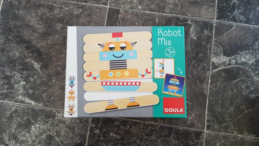 GOULA Robot Mix