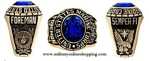 marine corps rings