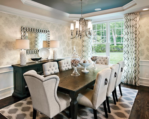 Beautiful-Contemporary-Dining-Room-Buffets-Design