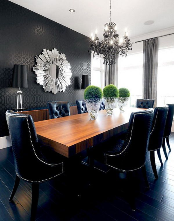 beautiful contemporary dining room ideas