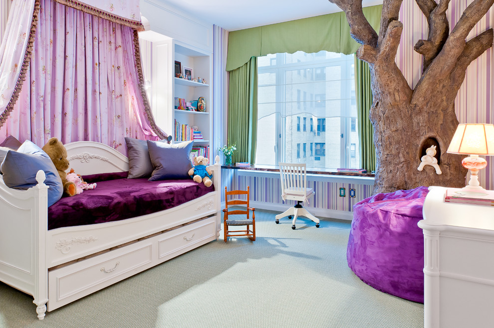 Traditional-Kids-Decorating-ideas-with-beanbag