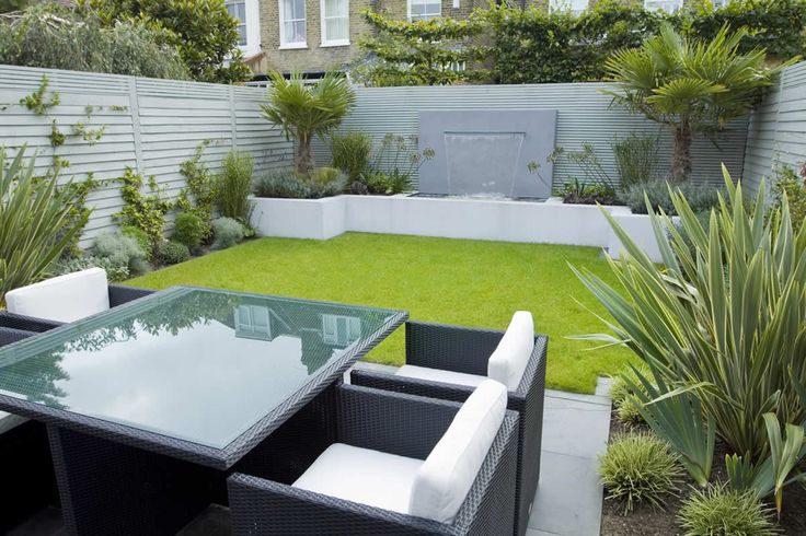 Small garden landscape designs