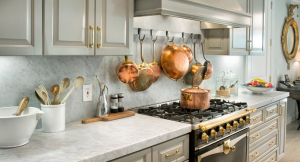 25 Ways To Enhance Your Kitchen With Brass Fixtures