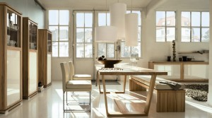 25 Sleek and Cool Contemporary Dining Tables