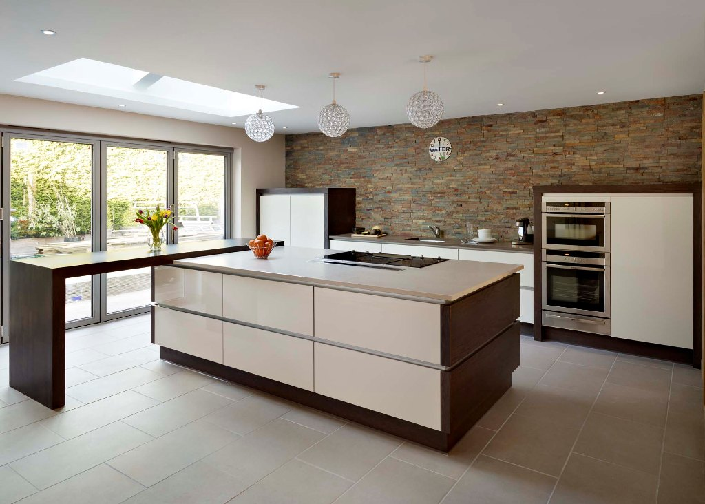 Contemporary Kitchen Design from famous designer