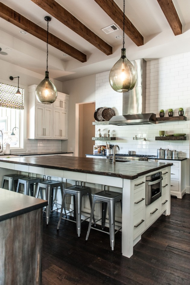 Transitional Kitchen Designs For Your Kitchen Renovation