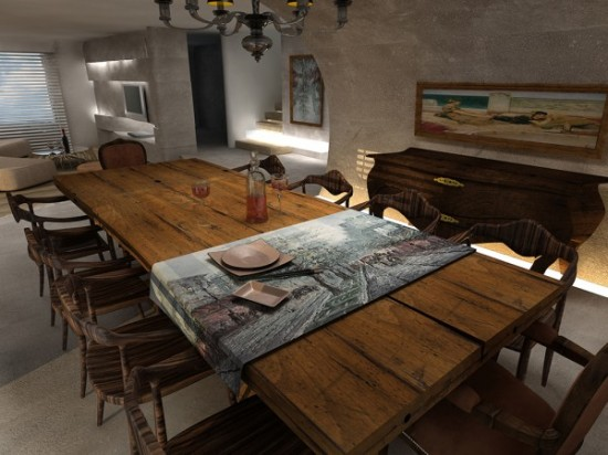 Rustic dining table How to choose a rustic dining table