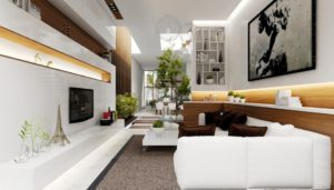 20 Amazing Contemporary Living Room Designs