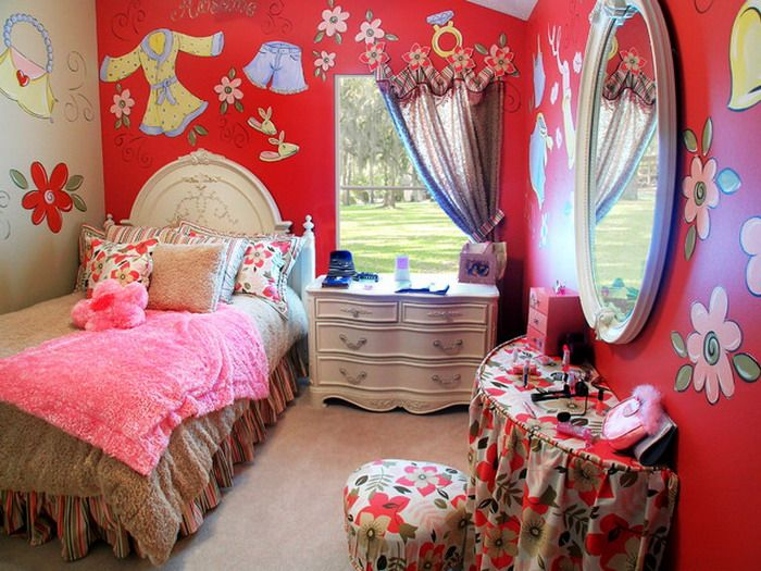 Asian Kids Bedroom Design Ideas