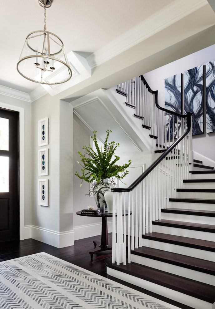 Transitional Staircase Design