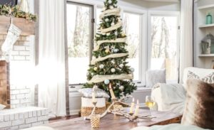 25 Christmas Living Room Decor Ideas