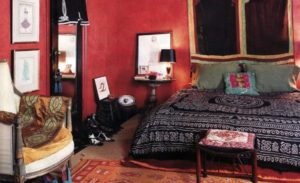 20 Amusing Bohemian Bedroom Ideas